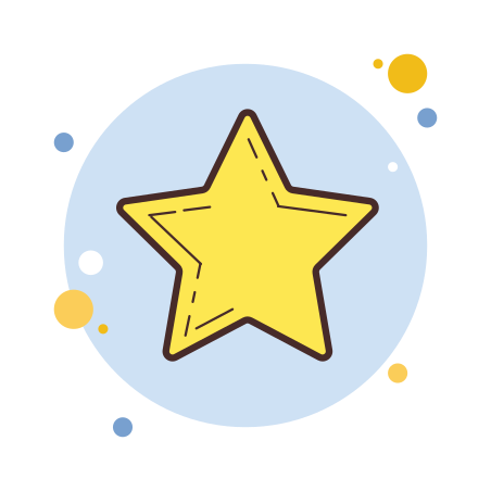 星 icon