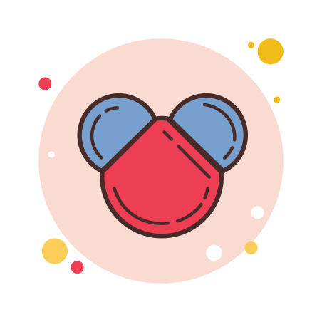 H2O Molecule icon