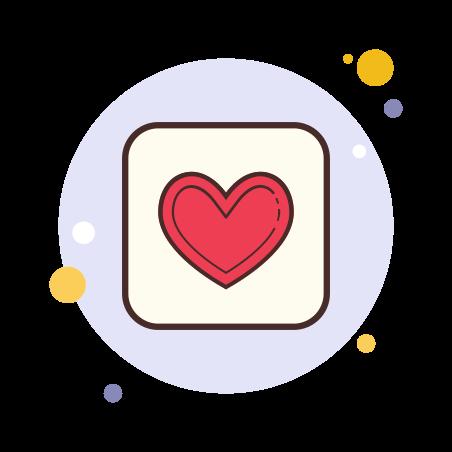 ハート icon
