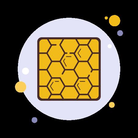 Hexagonal Pattern icon
