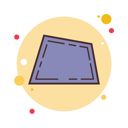 Irregular Quadrilateral icon