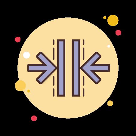 Merge Vertical icon