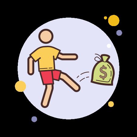 Pass Money icon