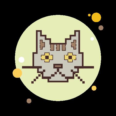 ピクセル猫 icon
