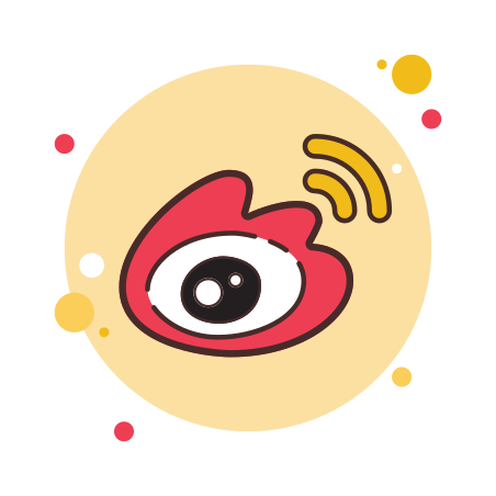 Weibo icon