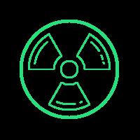 radio active icon