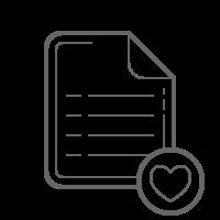 Lista dei desideri icon