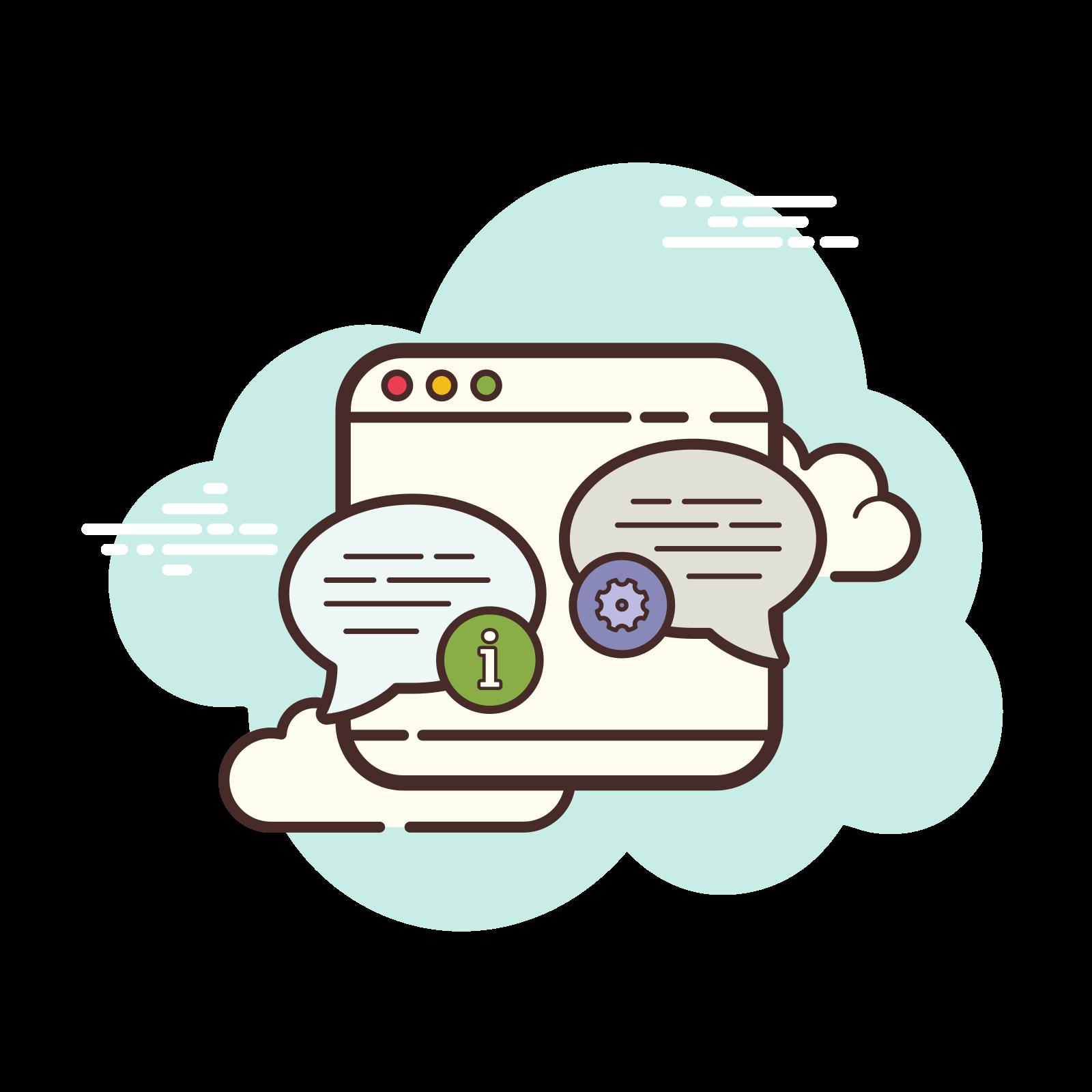 Customer Service Chat icon
