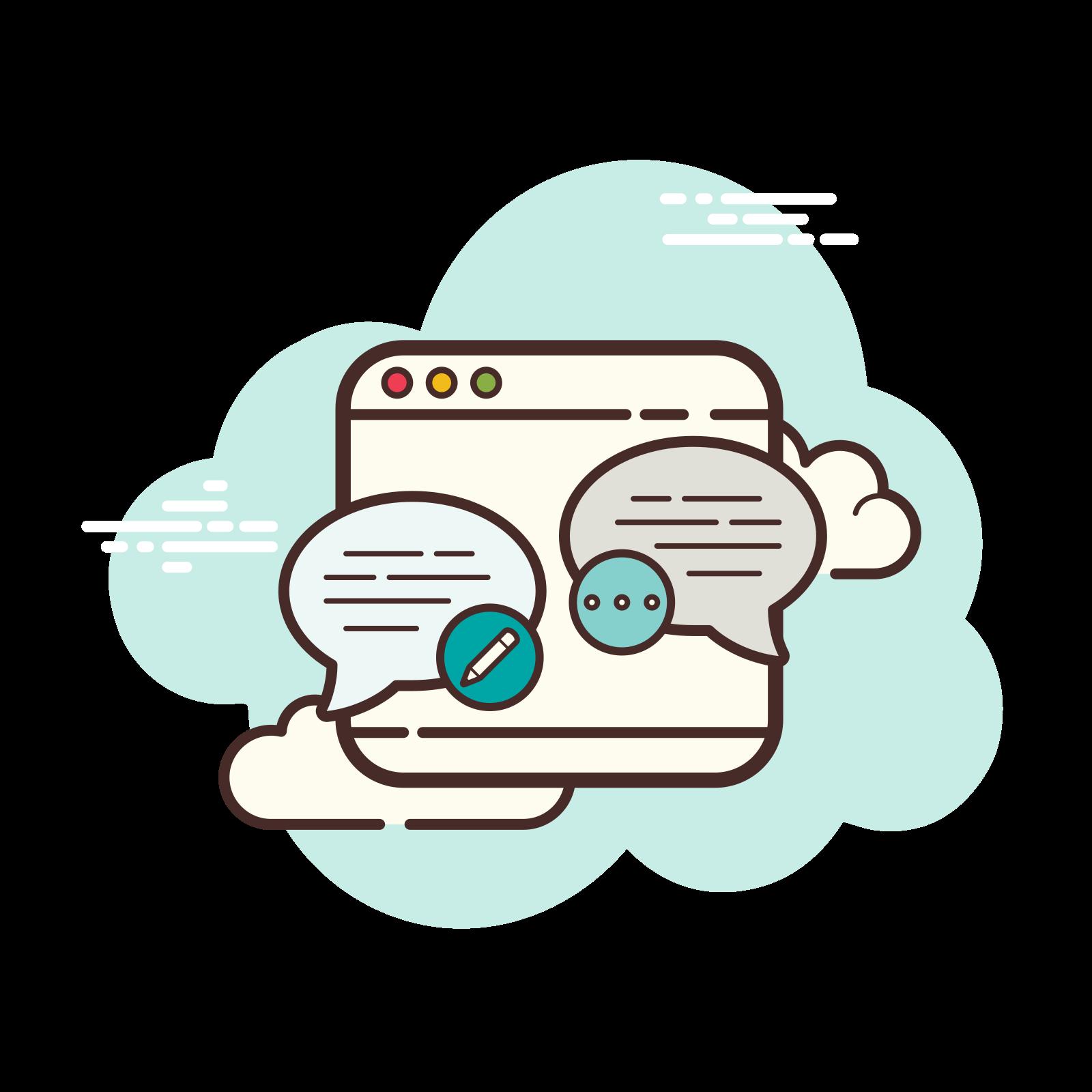 Edit Chat icon