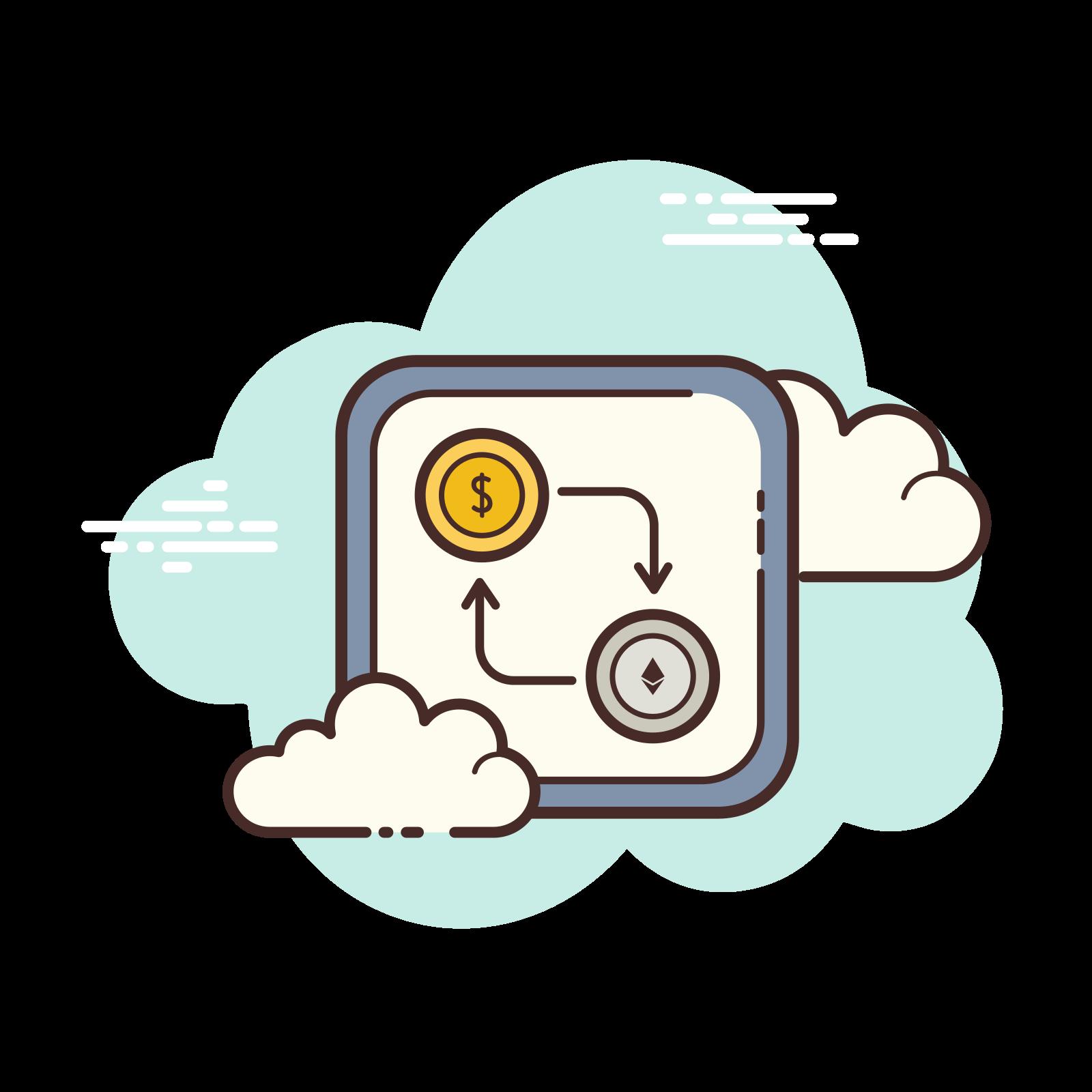 Ethereum Exchange  icon