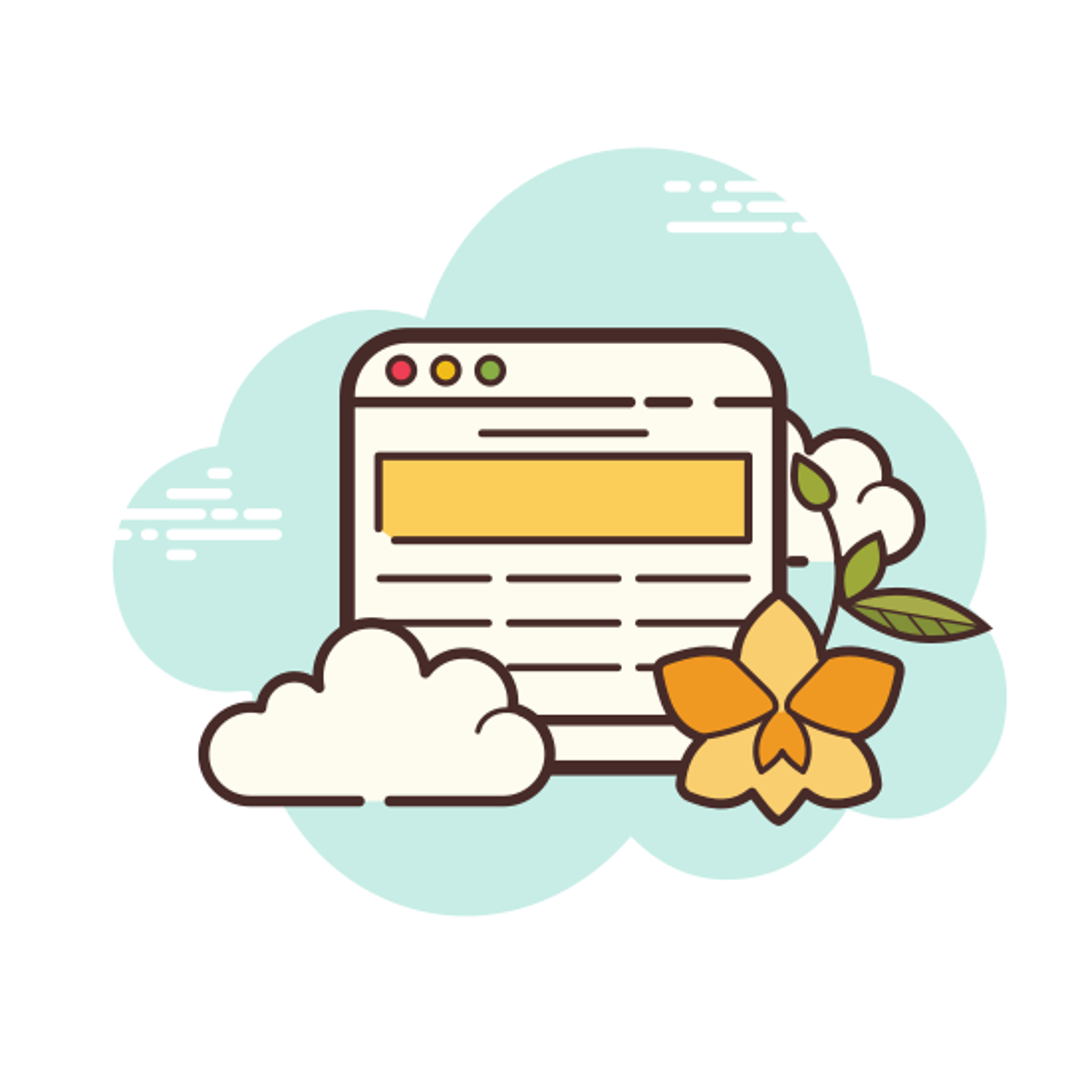 Flowers Portal icon