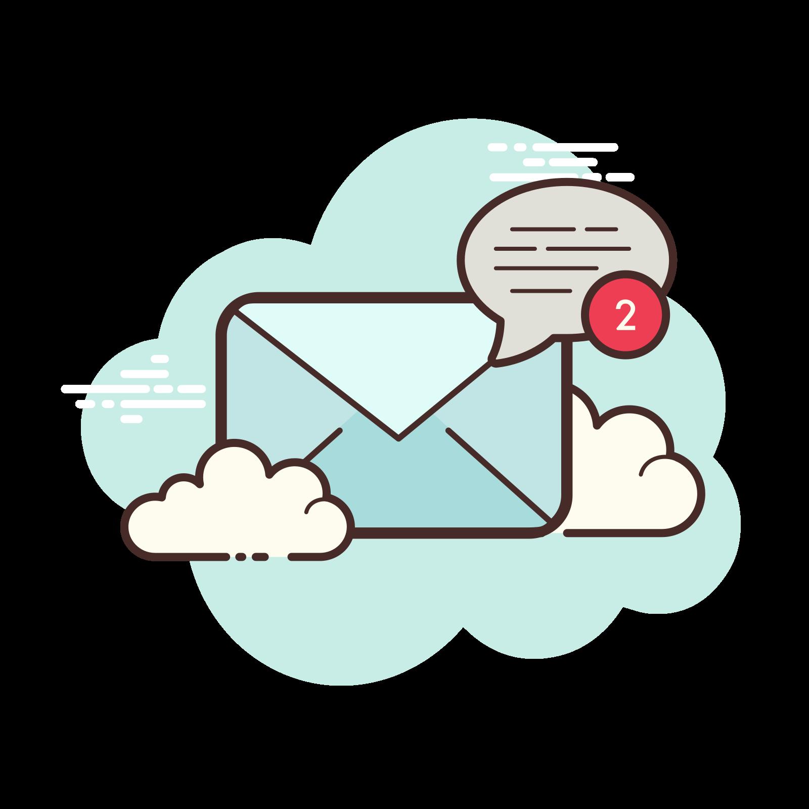 Full Mailbox icon