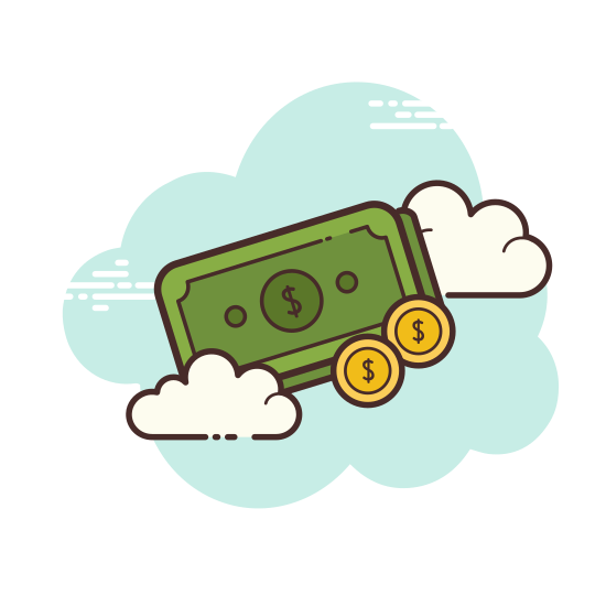 Money Dollar icon