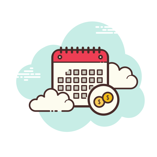 Pay Date icon
