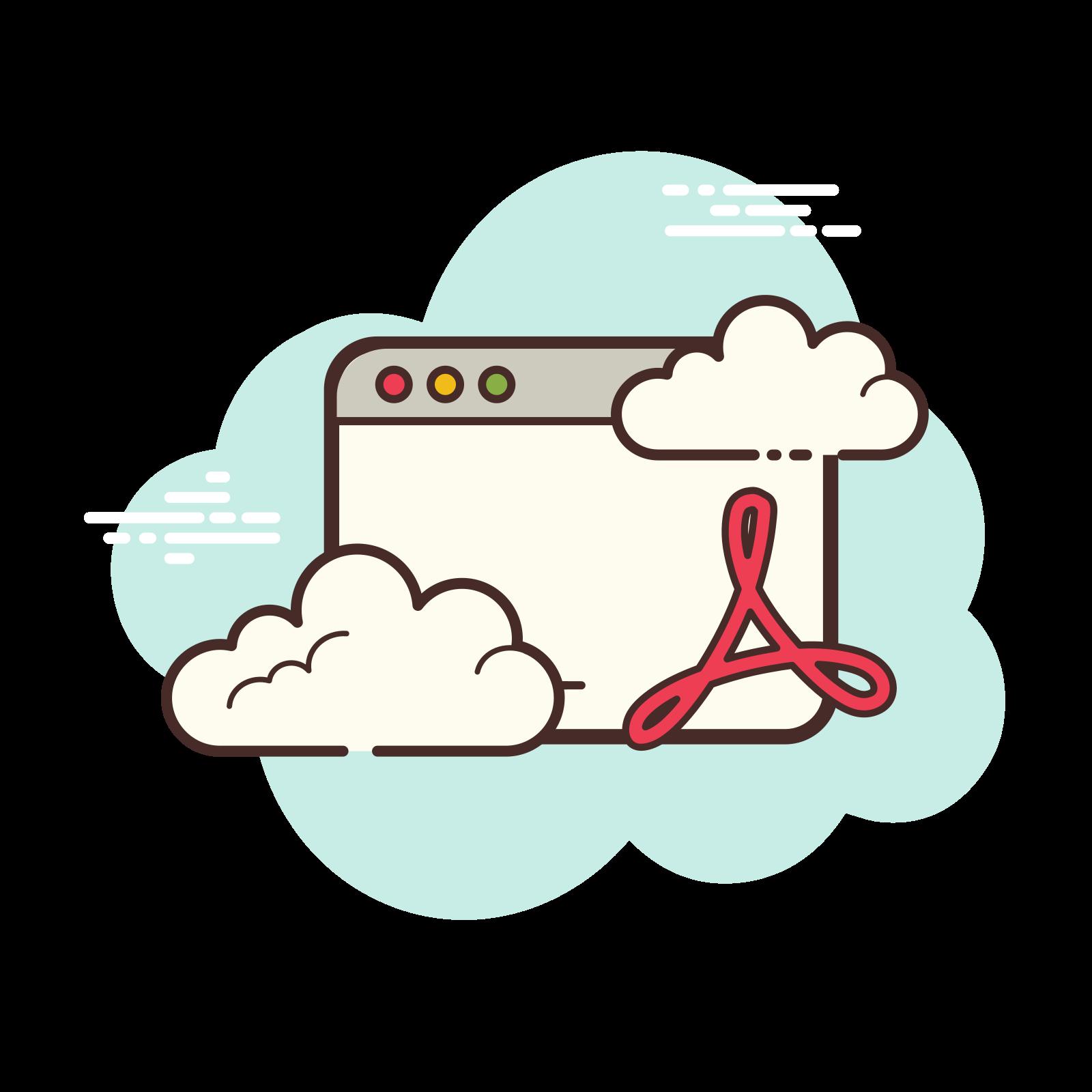 PDF Window icon