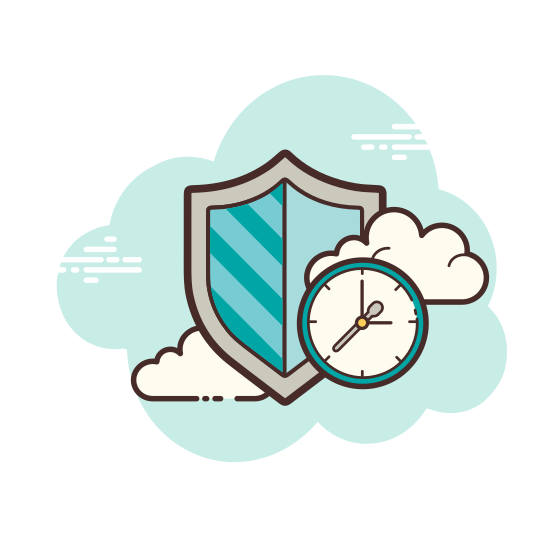 Security Time icon