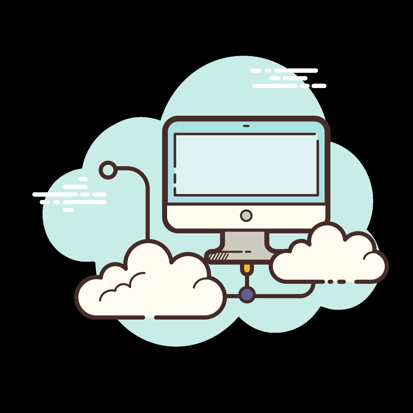 Web Imac icon