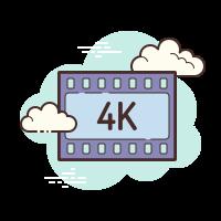 4k icon