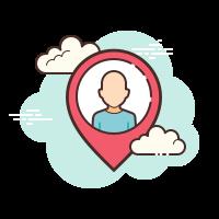 user location icon