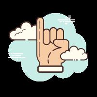 sign language-i icon