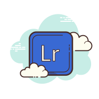 Adobe Lightroom logo icon