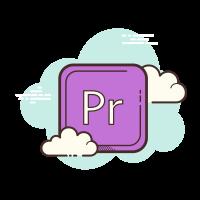 Adobe Premiere Pro logo icon