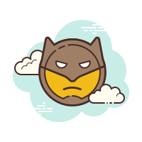 Emoji do Batman icon