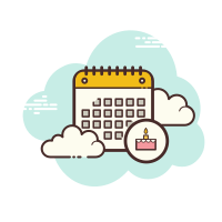 Birthday Date icon