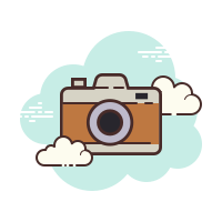 Camera Outline icon