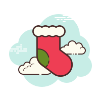 Christmas Sock Bag icon