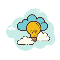 Cloud Idea icon