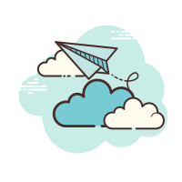 Courrier Cloud icon