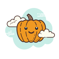 Cute Pumpkin icon