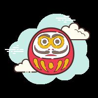 Daruma Doll icon