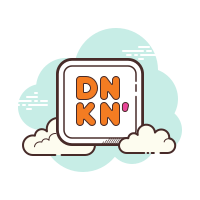 Dunkin Donuts icon