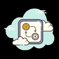 Intercambio de Ethereum icon