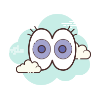 Eyes Cartoon icon