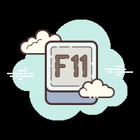 F11 Key icon