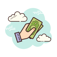 cash in-hand icon