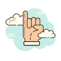 sign language-i icon
