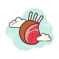 rack of-lamb icon
