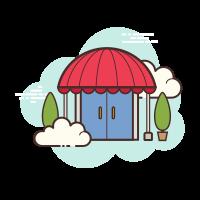 Hotel Door icon