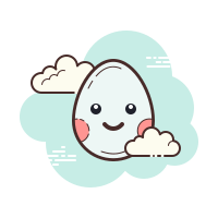 Kawaii Egg icon