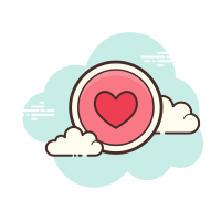 Amor Circled icon