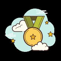メダル第 2 位 icon