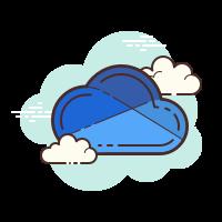 Microsoft Onedrive 2019 icon