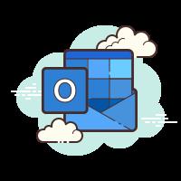 Microsoft Outlook 2019 icon