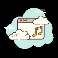 Fenêtre de musique icon