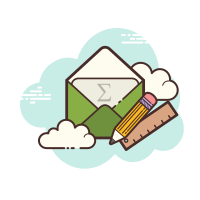 Promotion Mail Design icon