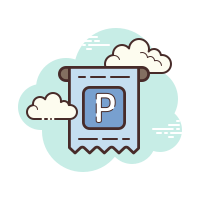 Parking Ticket icon